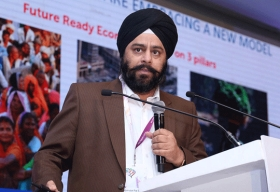 Ravinder Pal Singh,Director, Digital Cities & Mega Projects, Government Segment, Dell EMC Commercial